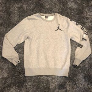 Jordan Crewneck Sweater